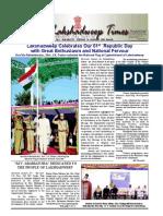 Lakshadweep Times-26 January 2010