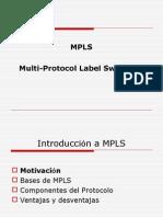 protocolo MPLS