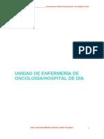 Unidad de Enfermeria de Oncologia