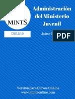 Administración del Ministerio Juvenil - Jaime Morales