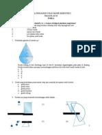 Soal Fisika Kelas Xi Sma Persiapan Ujian Akhir Semester 2
