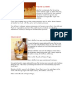 Facts about your Drink
