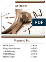 Stock Market Indices Ppt