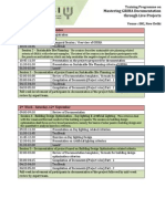 Live-project Agenda (1)