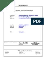 Test Report Motor_4578450AAENG