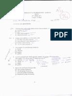 UTP Mineralogy Test2 Jan11