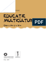 Educatie Multicultural A Manual