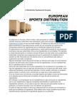 Búsqueda Para El Mejor Distribuidor Suplemento Europeo