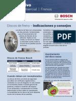 Informativo_Disco de Frenos
