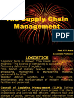Presentation1 (VPA) Supply Chain Management Final.ppt