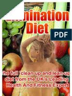 Dax Moy's Famous Elimination Diet Fat Loss Blueprint