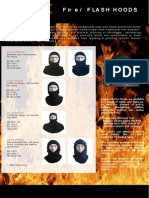 Carbonx Fire Hoods Ucf-lores