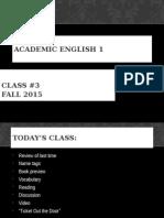class 3 website