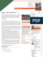 Ecos de España y Latinoamérica