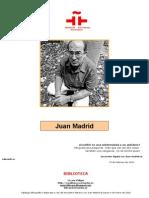 Folleto Juan Madrid