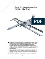 Plasma-flame User Manual