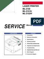 Ml2150 - Samsung Printer Guide