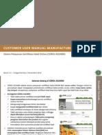 Manual CEROL Manufacturing(Indonesia)Ver1.6