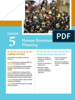 Chapter 5 Human Resources Planning