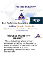 Why Total Productive Maintenance (TPM) In Process Industry? - ADDVALUE - Nilesh Arora