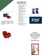 Magatartástudományi tárgyak felvételének rendje fogászoknak 2015/2016