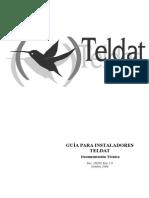 Guía Para Instaladores Teldat