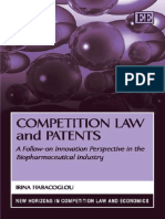 ComCompetition Law and Patents.pdfpetition Law and Patents