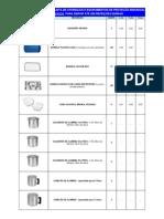 Lista de Utensilios e EPIs -