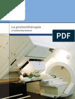 Protonentherapie f