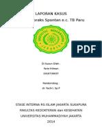Cover Lapkas Tb Paru