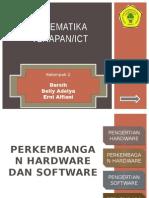 Perkembangan Hardware