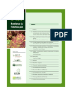 Revista de Fitoterapia Vol 10, Num 1, 2010