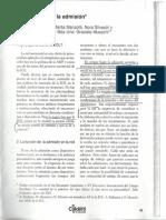 El Analista en La Admisión - Arturo Frydman, Marita Manzotti, Nora Silvestri y Adriana Rubinstein