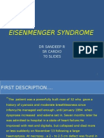 Dr Sandeep -Eisenmenger Syndrome