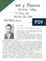 Bajko Paul Adela 1966 Poland ECC