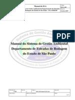 Manual de Gestão Ambiental Der-sp