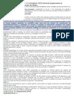 HOT RÂRE Nr 1005 Din 2012 Actualizata