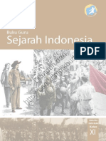 Sejarah Indonesia (Buku Guru)