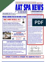 Spa Newsletter 2010