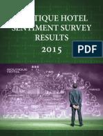Sentiment Survey 2015
