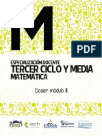 M Dosier M3 Trigonometria
