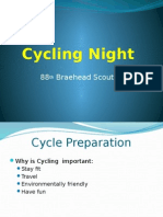 Scouts Cycling