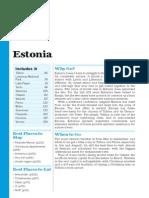Estonia Latvia Lithuania 6 Estonia Preview