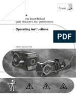 Manual G Operating Instructions Edition January 2015 En