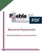 Manual de Abasto Mercados