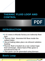 Thermic Fluid Loop and Control