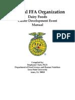 FFA CDE Manual (1)
