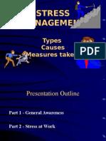 types Stress Management