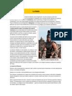 La Illíada - Resumen y Análisis Literaru