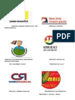 Logos partidos politicos de Colombia